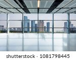 panoramic skyline and buildings ... | Shutterstock . vector #1081798445
