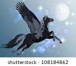 Pegasus 03   A Beautiful Black...