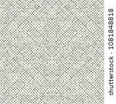 monochrome grain textured... | Shutterstock .eps vector #1081848818