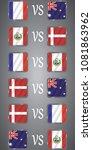 football. championship. vector...   Shutterstock .eps vector #1081863962