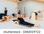 fitness  sport  training and... | Shutterstock . vector #1082019722