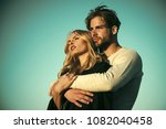 couple in love. family couple... | Shutterstock . vector #1082040458