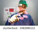 smart precision health care  ... | Shutterstock . vector #1082080112