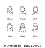 profile icons for lots of... | Shutterstock .eps vector #1082125928