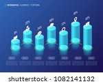 Modern Isometric Infographic...
