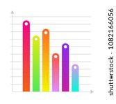 business linear vertical... | Shutterstock .eps vector #1082166056
