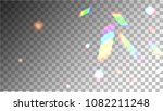holographic background with... | Shutterstock .eps vector #1082211248