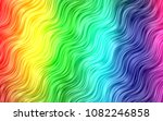 light multicolor  rainbow... | Shutterstock .eps vector #1082246858
