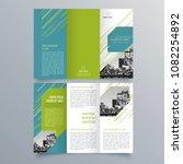 brochure design  brochure...   Shutterstock .eps vector #1082254892