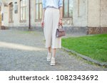 details of young beautiful... | Shutterstock . vector #1082343692