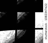 black and white grunge stripe... | Shutterstock .eps vector #1082347622