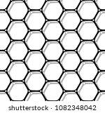 Seamless Hexagons Pattern....