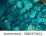 drone view of a couple... | Shutterstock . vector #1082372612