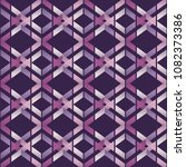 seamless abstract geometric... | Shutterstock .eps vector #1082373386