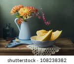 Still Life With Chrysanthemum...