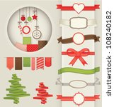 design elements collection for... | Shutterstock .eps vector #108240182