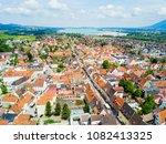 fussen old town aerial... | Shutterstock . vector #1082413325