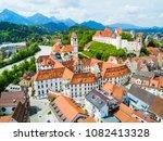 hohes schloss fussen or gothic...   Shutterstock . vector #1082413328