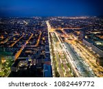 from above panoramic view of... | Shutterstock . vector #1082449772
