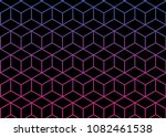 abstract geometric pattern with ... | Shutterstock .eps vector #1082461538