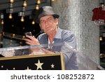 charlie sheen at slash honored...   Shutterstock . vector #108252872