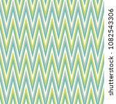 seamless colourful chevron...   Shutterstock .eps vector #1082543306