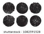 grunge stamps.vector grunge... | Shutterstock .eps vector #1082591528