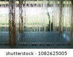 water drops from home... | Shutterstock . vector #1082625005