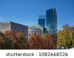 view of raleigh north carolina... | Shutterstock . vector #1082668526