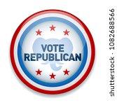 2020 united states of america...   Shutterstock .eps vector #1082688566