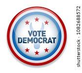 2020 united states of america...   Shutterstock .eps vector #1082688572