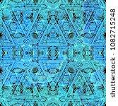 ethnic design. striped... | Shutterstock . vector #1082715248