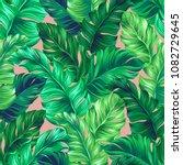 Amazing Banana Leaf Pattern....