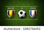 football match schedule ... | Shutterstock . vector #1082736452