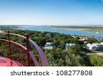View Of The Matanzas River And...