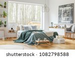 painting above white cupboard... | Shutterstock . vector #1082798588