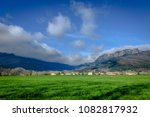 spring colors in the province... | Shutterstock . vector #1082817932