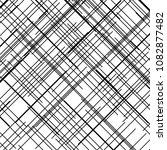 criss cross pattern. texture... | Shutterstock .eps vector #1082877482
