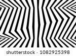 black and white stripe line...   Shutterstock .eps vector #1082925398