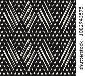 vector geometric seamless...   Shutterstock .eps vector #1082943575