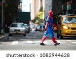 new york city   october 30 ... | Shutterstock . vector #1082944628