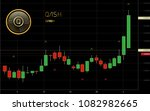 qash cryptocurrency coin... | Shutterstock .eps vector #1082982665