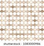 elegant moroccan trellis... | Shutterstock .eps vector #1083000986