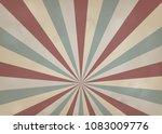 retro pattern a vintage...   Shutterstock .eps vector #1083009776