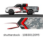 car livery graphic vector.... | Shutterstock .eps vector #1083012095