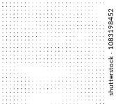 abstract grunge grid polka dot... | Shutterstock .eps vector #1083198452