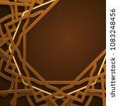 islamic pattern vector...   Shutterstock .eps vector #1083248456