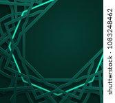 islamic pattern vector...   Shutterstock .eps vector #1083248462