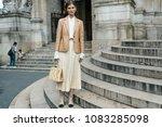 paris  france   march 5  2018 ...   Shutterstock . vector #1083285098