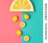 Lemon Citrus Fruit Fashion Summer - Fine Art prints